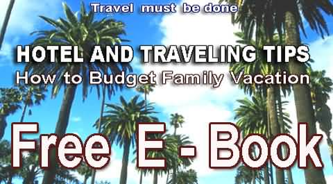 Free Travel E Book