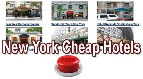 New York Cheap Hotels
