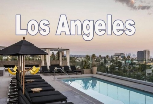 Los Angeles Hotels - USA